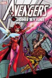 img - for Avengers by John Byrne Omnibus book / textbook / text book