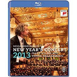 New Year's Concert 2013 [Blu-ray]