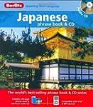 Japanese Phrase Book & CD Berlitz