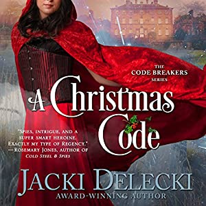 A Christmas Code Audiobook