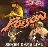 echange, troc Poison - Seven Days (Live)