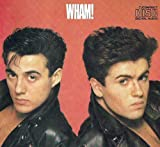 Wham CD Album ( 11 Titel, incl. bad boys, young guns go for it , wham rap enjoy what you do , a ray of sunshine , club tropicana , love machine etc. )