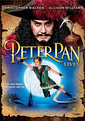 Peter Pan Live! (Pan Dvd compare prices)