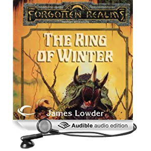 The Ring of Winter: Forgotten Realms: The Harpers, Book 5 (Unabridged)
