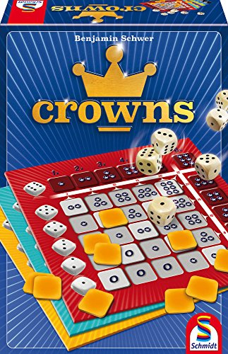 Spiele Crowns Board Game (Wish Ticket Roll compare prices)