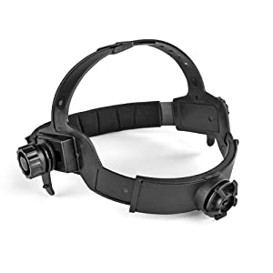 Flexzion Welding Helmet Auto Darkening Mask Hood (Speed Shop), Solar Powered Shield Equipment with Weld & Grind Modes Manual Adjustable Shade Range 9-13 for Arc Gas Tig Mig Mma Grinding Plasma Cut (Color: Monster on Black)