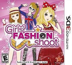 Girls Fashion Shoot - Nintendo 3DS