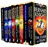 Bernard Knight Bernard Knight Crowner John Mysteries 7 Books Collection Set RRP £48.93 (Fear in the Forest, Crowner's Quest, The Awful Secret, The Poisoned Chalice, The Sanctuary Seeker, Figure of Hate, The Grim Reaper)