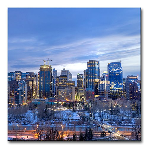 modern-canvas-painting-wall-art-the-picture-for-home-decoration-skyscrapers-urban-core-at-sunset-cal
