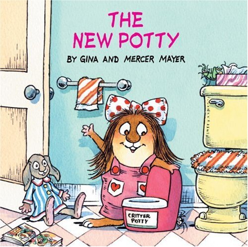 The New Potty (Little Critter) (Look-Look), Buch