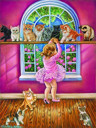 Dance Class - 300 Piece Jigsaw Puzzle By Sunsout Inc.