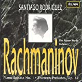 Complete Piano Works of Rachmaninov Vol. 1