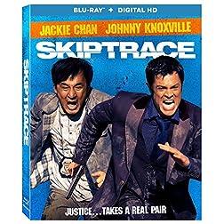 Skiptrace [Blu-ray]