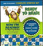 Now I'm Reading Complete Starter Kit (1584763248) by Nora Gaydos