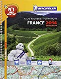 Atlas Routier France 2014 Michelin Spirale Meilleure Vente