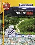 Atlas Routier France 2014 Michelin Sp...