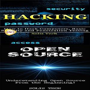 Hacking & Open Source Audiobook