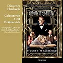 Der große Gatsby Audiobook by F. Scott Fitzgerald Narrated by Gert Heidenreich
