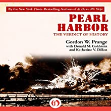 Pearl Harbor: The Verdict of History Audiobook by Gordon Prange Narrated by Dennis Holland