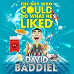The Boy Who Could Do What He Liked | David Baddiel