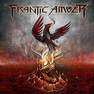 Frantic Amber - Burning Insight (2015)
