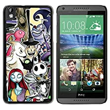 buy Htc Desire 816 Nightmare Before Christmas 26 Black Shell Phone Case,Hot Sale Cover