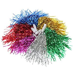 Party Costume Sports Cheerleader Party Favors Flower Ball Pom Poms Hot New