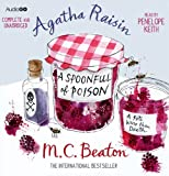 M. C. Beaton Agatha Raisin and a Spoonful of Poison (Agatha Raisin 19)