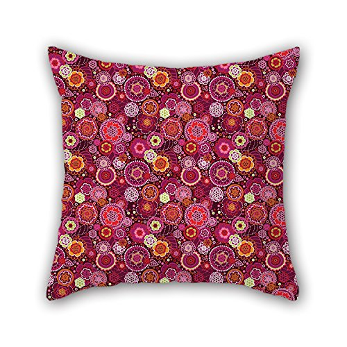 NICEPLW Throw Pillow Case 18 X 18 Inches / 45 By 45 Cm(two Sides) Nice Choice For Boy Friend,living Room,bedding,chair,home,club Flower (Pond Filter Urn compare prices)