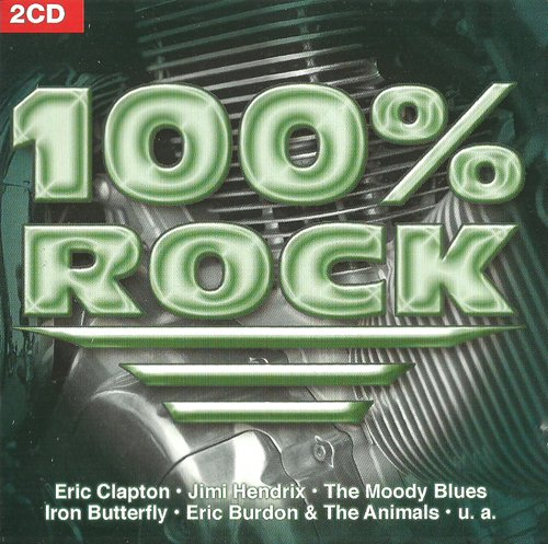 Rockmusic incl. Mighty Quinn (Compilation CD, 30 Tracks) by Various and Electric Light Orchestra Marc Bolan T-Rex Janis Joplin Carole King Manfred Mann's Earth Band