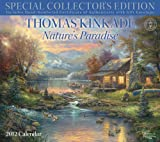 Thomas Kinkade Special Collector's Edition: Nature's Paradise: 2012 Wall Calendar
