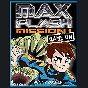 Max Flash Mission 1 Audiobook