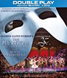 Phantom of the Opera: Live at Royal Albert Hall [Reino Unido] [Blu-ray]