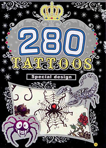 280 Temporary Tattoos - Scorpions - Style 15 - 1