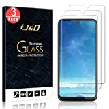 LGYD 50 PCS Non-Full Matte Frosted Tempered Glass Film for Huawei Mate 20 No Retail Package