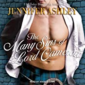 The Many Sins of Lord Cameron: Highland Pleasures, Book 3 | Jennifer Ashley