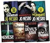 Jo Nesbo Jo Nesbo Collection Pack A Harry Hole Mystery 7 Books Set RRP: £58.49 (The Redbreast, Nemesis, The Devils Star, The Redeemer, The Snowman, The Leopard, Headhunters)