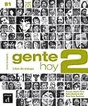 Gente Hoy 2 Cahier d'Exercices + CD