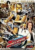 スーパー戦隊シリーズ 特命戦隊ゴーバスターズ VOL.4【DVD】
