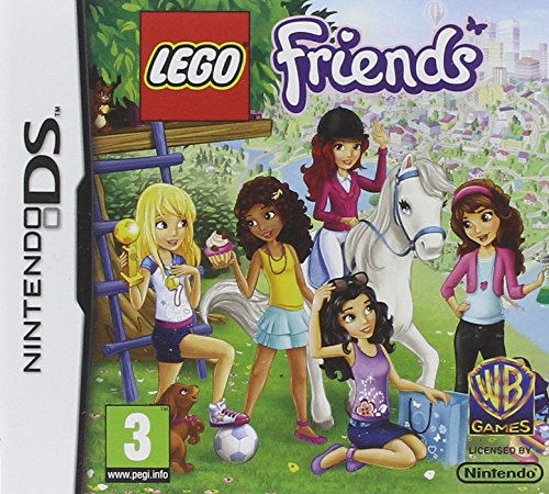 GIOCO DS LEGO FRIENDS