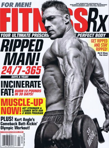Fitness Rx For Men [US] March 2012 (単号)