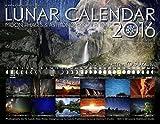 Lunar Calendar 2016 Moon Phases and Astronomy Wall Calendar