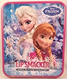 Disney Frozen Lip Smacker Best Flavor Forever Collection Tin ~ 6pcs