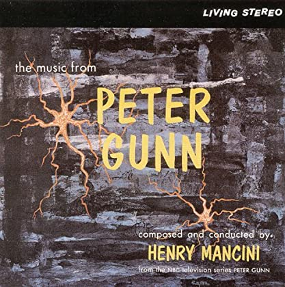 Henry Mancini - Henry Mancini: Music for Peter Gunn