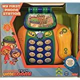 Team Umizoomi My First Phone Station