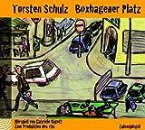 Boxhagener Platz, 1 Audio-CD - Torsten Schulz