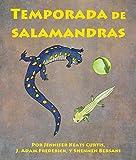 img - for Temporada de salamandras (Spanish Edition) book / textbook / text book