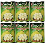 Jackfruit in Brine (Ka Noon) - 20oz (Pack of 6)