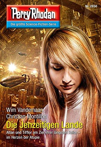 Perry Rhodan 2850: Die Jenzeitigen Lande (Heftroman): Perry Rhodan-Zyklus