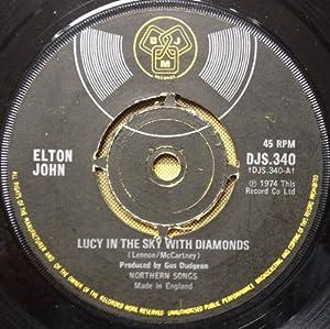 Elton John Lucy In The Sky With Diamonds Elton John 7